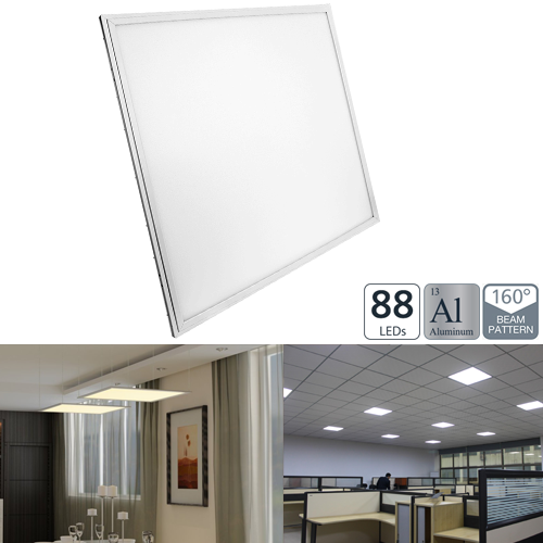 36W LED Panel Light Fixture - 2ft x 2ft