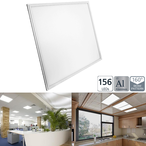 44W LED Panel Light Fixture, 2ft x 2ft