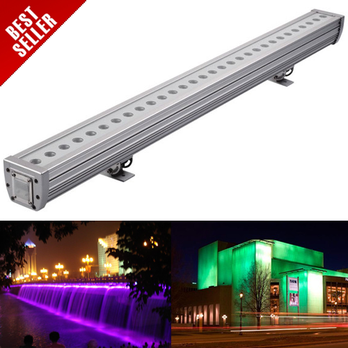 High Power Broadwave RGB LED Wall Washer