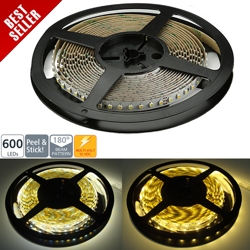 NFLS-NW600-VT series Variable Color Temperature LED Flexible Light Strip