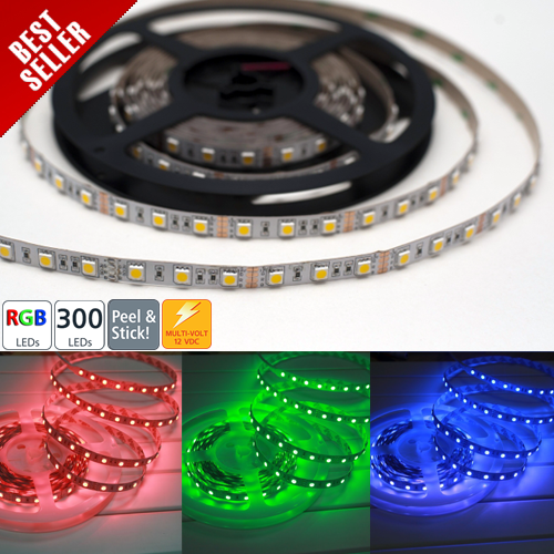 NFLS-xRGB300X series High Power RGB LED Flexible Light Strips
