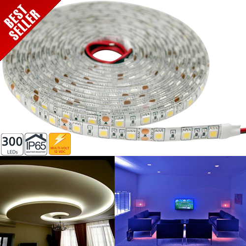 Weatherproof High Power LED Flexible Light Strip - WFS-3X3